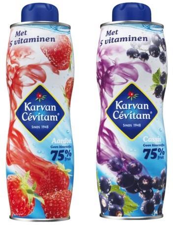 SIROOP KARVAN CEVITAM CASSIS -KOUDE DRANKEN 363026-2