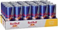 ENERGY DRANK RED BULL BLIKJE 0.25L -KOUDE DRANKEN 639337-2