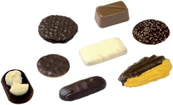 KOEKMIX ELITE CHOCOLATE SENSATION -ETENSWAREN 60101364 ASSORTI