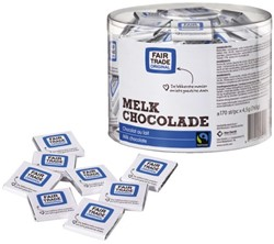 CHOCOLADE FAIRTRADE CARE MELK -ETENSWAREN 60113015