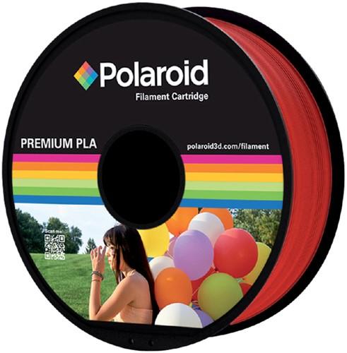 3D FILAMENT POLAROID 1.75MM PLA ROOD -3D PRINTERS SUPPLIES PL-8002-00