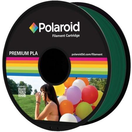 3D FILAMENT POLAROID 1.75MM PLA -3D PRINTERS SUPPLIES PL-8014-00 DONKERGROEN