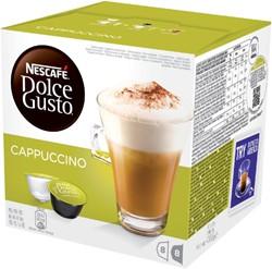 DOLCE GUSTO CAPPUCCINO 16 CUPS / 8 -WARME DRANKEN 12355143 DRANKEN