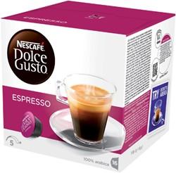 DOLCE GUSTO ESPRESSO 16 CUPS -WARME DRANKEN 5219839
