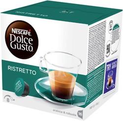 DOLCE GUSTO ESPRESSO RISTRETTO 16 CUPS -WARME DRANKEN 12089916