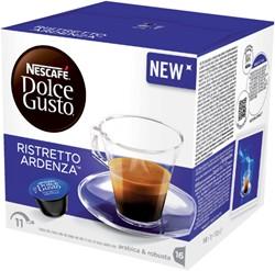 DOLCE GUSTO ESPRESSO RISTRETTO ARDENZA -WARME DRANKEN 12245547 16 CUPS