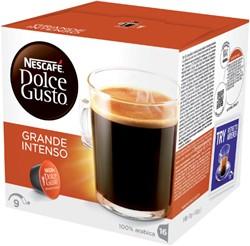 DOLCE GUSTO GRANDE INTENSO 16 CUPS -WARME DRANKEN 12128828