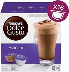 DOLCE GUSTO MOCHA 16 CUPS / 8 DRANKEN -WARME DRANKEN 12120148
