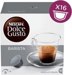 DOLCE GUSTO ESPRESSO BARISTA 16 CUPS -WARME DRANKEN 12141754