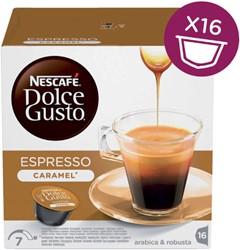 DOLCE GUSTO ESPRESSO CARAMEL 16 CUPS -WARME DRANKEN 12225287