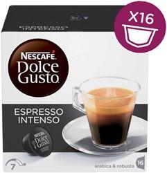 DOLCE GUSTO ESPRESSO INTENSO 16 CUPS -WARME DRANKEN 12045793
