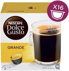 DOLCE GUSTO GRANDE 16 CUPS -WARME DRANKEN 12120090