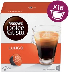 DOLCE GUSTO LUNGO 16 CUPS -WARME DRANKEN 5219842