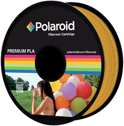 3D FILAMENT POLAROID 1.75MM PLA GOUD -3D PRINTERS SUPPLIES PL-8017-00