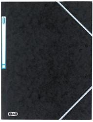 ELASTOMAP ELBA TOP FILE A4 KARTON ZWART -ELASTOMAPPEN- EN BOXEN 100200916