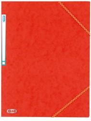 ELASTOMAP ELBA TOP FILE A4 KARTON ROOD -ELASTOMAPPEN- EN BOXEN 100200920