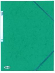 ELASTOMAP ELBA TOP FILE A4 KARTON GROEN -ELASTOMAPPEN- EN BOXEN 100200923