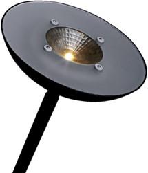 VLOERLAMP HANSA LED FIRST ZWART -BUREAULAMPEN H5010659