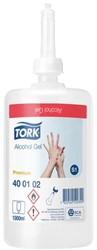 VULLING TORK PREMIUM ALCOHOLGEL ZEEP -REINIGINGSMIDDELEN 60308 1000ML 400102