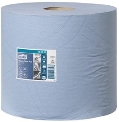 POETSROL TORK ADVANCED BLUE WIPER 420 -SANITAIR PAPIERWAREN 64004 130052