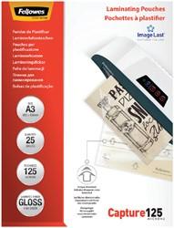 LAMINEERHOES FELLOWES A3 2X125MICRON -LAMINEERHOEZEN 5396501 LAMINEERHOE