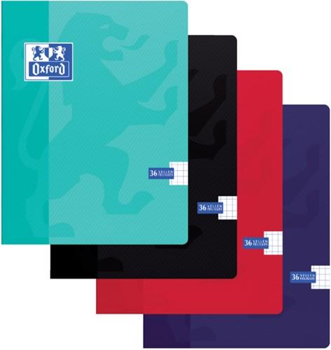 SCHRIFT OXFORD GENIET A5 RUIT 5MM 72BLZ -SCHRIFTEN 400075582 ASS