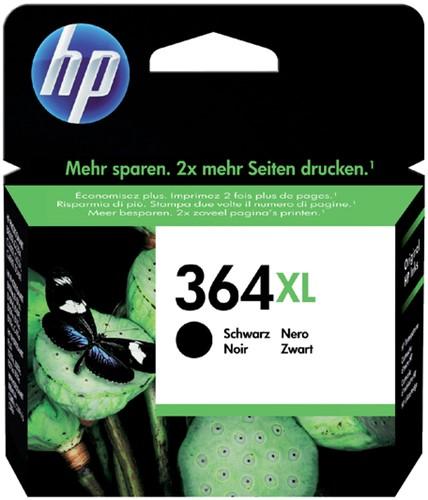 INKCARTRIDGE HP 364XL CN684EE ZWART -HP INKJET 1627419 F-papier