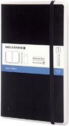 PAPER TABLET MOLESKINE HARD ZWART -NOTITIEBOEKJES BTC IMPTNL33HBK01 FLIPOVERS