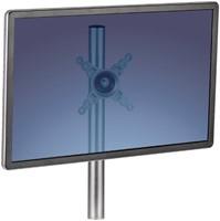 MONITORARM FELLOWES LOTUS ENKEL ZWART -FLATSCREENSTANDAARDEN EN ARMEN 8042801-3
