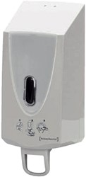 DISPENSER PRIMESOURCE TOILETSEATCLEANER -SANITAIR DISPENSERS 10441 CLASSIC WIT