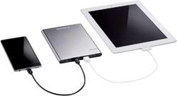 POWERPACK VARTA 12000MAH ZILVER -TABLET EN PHONE LADERS EN ACC. 57966101111