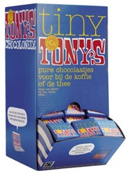 CHOCOLADE TONY'S CHOCOLONELY -PREMIUM NLRTP700 NAPOLITAINS PUUR 700GR
