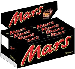 MARS SINGLE 51GR -ETENSWAREN 281114