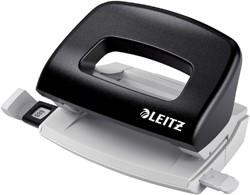 PERFORATOR LEITZ 5058 INLEG 1MM ZWART -2-GAT PERFORATOREN 50580095 2-GAATSPERFORA