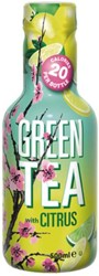 FRISDRANK ARIZONA GREEN TEA CITRUS -KOUDE DRANKEN 250322 0.50L PET