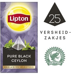 THEE LIPTON EXCLUSIVE ZWARTE CEYLON -WARME DRANKEN 12734201