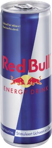 ENERGY DRANK RED BULL BLIKJE 0.25L -KOUDE DRANKEN 639337