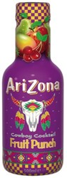 FRISDRANK ARIZONA ICED TEA FRUIT PUNCH -KOUDE DRANKEN 610743 0.50L PET