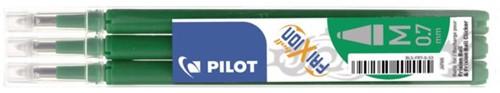 Rollerpenvulling pilot frix bls-fr7 -R902505356087 4902505356087 0.35mm groen