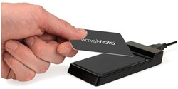 SAFESCAN TIMEMOTO RF-150 USB RFID -TIJDREGISTRATIESYSTEMEN 139-0605 READER