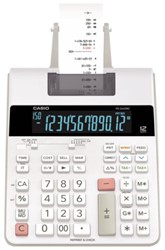 REKENMACHINE CASIO FR-2650RC -REKENMACHINES MET TELROL FR-2650RC REKENMACHINE TOPCALC I-298