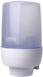 DISPENSER PROFOOD POETSROL CENTERFEED -SANITAIR DISPENSERS 61921 MINI WIT
