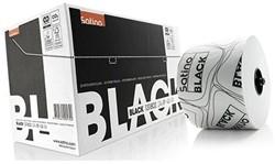 SYSTEEMROL SATINO BLACK 2-LAAGS 100M -SANITAIR PAPIERWAREN 131802 WIT