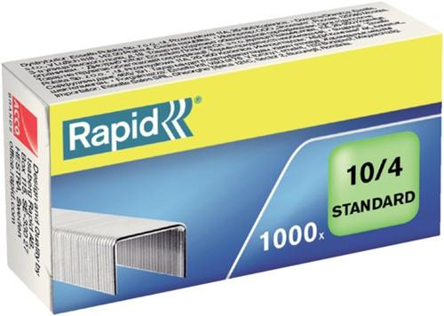Nieten rapid nr10 gegalv standaard -N4862900 24862900 1000st