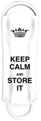 USB-STICK INTEGRAL FD 16GB KEEP CALM -USB STICKS INFD16GBXPRKCSIWH WIT