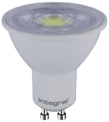 ledlamp integral gu10 55w 4000k lampen en verlichting ilgu10de093 dimbaar koel wit 2