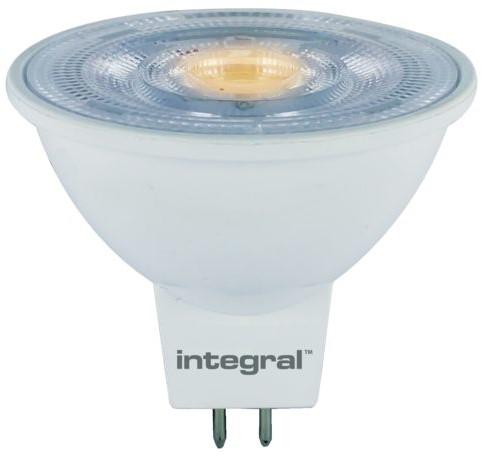 LEDLAMP INTEGRAL MR16 4.6W 2700K -LAMPEN EN VERLICHTING ILMR16DC037 ...