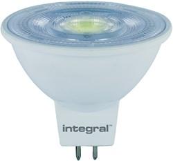 LEDLAMP INTEGRAL MR16 4.6W 4000K -LAMPEN EN VERLICHTING ILMR16DE038 DIMBAAR KOEL WIT