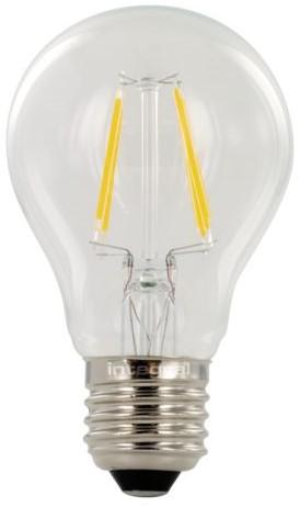 LEDLAMP INTEGRAL E27 4W 2700K WARM WIT -LAMPEN EN VERLICHTING ILGLSE27NC001