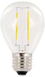 LEDLAMP INTEGRAL E27 2W 2700K WARM WIT -LAMPEN EN VERLICHTING ILGOLFE27NC001